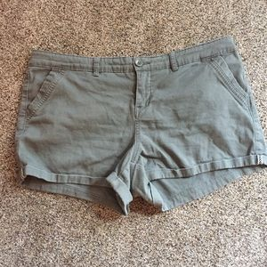 Women's Maurices Shorts